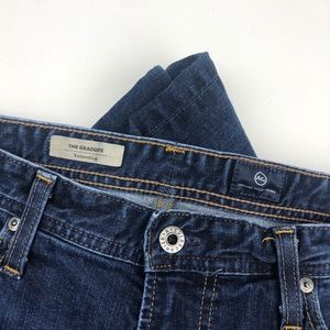 Ag Adriano Goldschmied Jeans - Adriano Goldschmied The Graduate Tailored Leg Jean